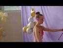 Выступление по художественной гимнастике Дом Москвы 19 05 2019