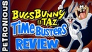 Bugs Bunny Taz Time Busters (PS1) Review - Petronious