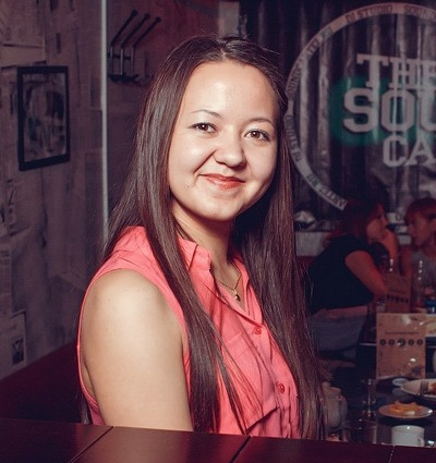 Анастасия Шамсутдинова, 5 апреля , Томск, id26514455