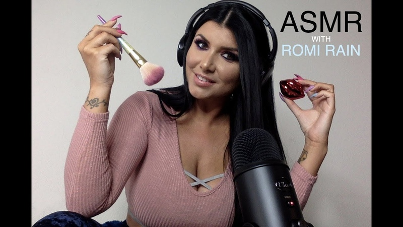 Romi Rain Triggers You With ASMR!