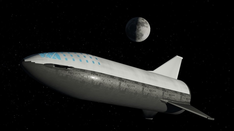A Space Odyssey: Starring SpaceX BFS,Venturestar,and others