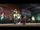 Флешмоб, посвящённый безопасности дорожного движения в г. Сибай (online-video-