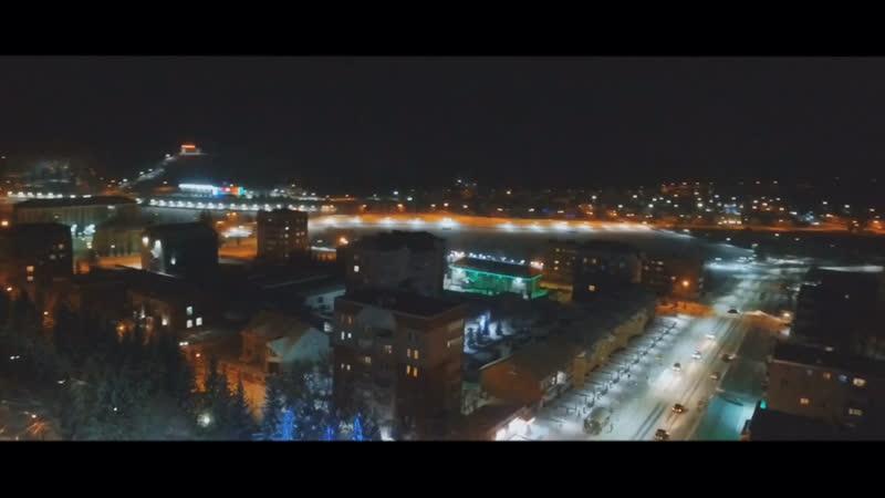 Панорамы Лениногорска с квадрокоптера