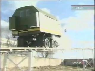 Испытательный полигон СТЮ на телеканале РТР