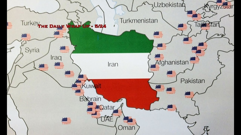 US Doubles Down On Iran Intelligence Trump To Send 1500 Troops To ME Israel Caught Lying Again