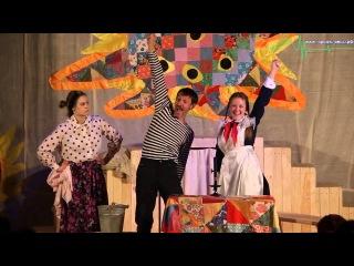 28 апреля 2013г в театре «БУМС» состоялась премьера нового спектакля под названием «Верю и верую» по рассказам Василия Шукшина.