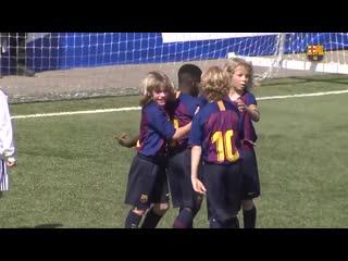 Benjamin A 6:0 Real Madrid