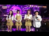 · Show|Interview · 180404 · OH MY GIRL BANHANA · MBC Music