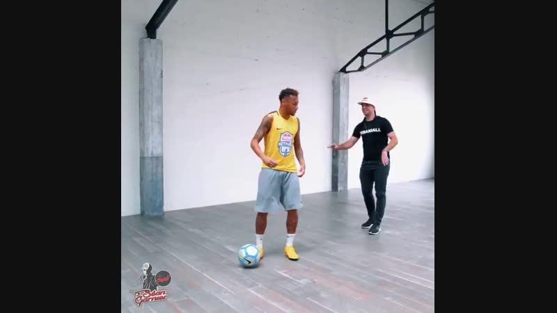 Skill from Neymar Sean Garnier