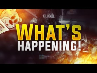 WTF IS HAPPENING! (Hilarious BO2 FAIL)