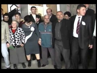 Armenian Wedding in N.Sasnashen  Dhol Zurna.mp4