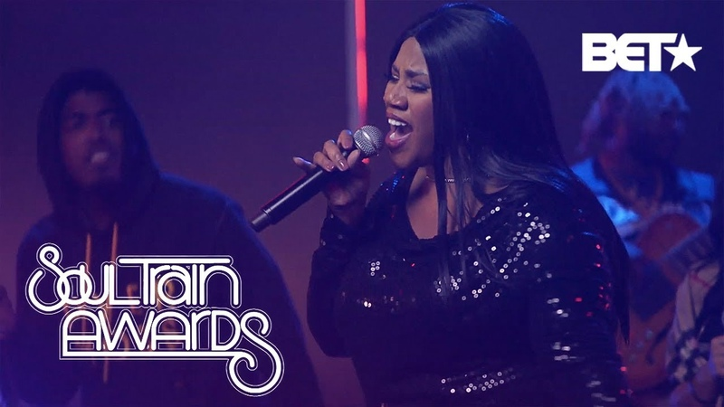 Kelly Price, Luke James More Sing Verse For Verse In This Cypher | Soul Train Awards 2018