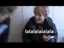 учим английский алфавит вместе с BTS