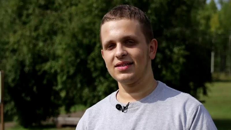 Братская студия телевидения. «Жизнь замечательных братчан» Вячеслав Гребенюк