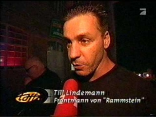 Rammstein // 2002.00.00 // Berlin, Germany //Premier  XXX // DVD