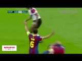 ● Барселона - Манчестер Юнайтед 3:1. Обзор матча