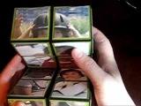 ФОТО КУБ СВОИМИ РУКАМИ!!!! СУПЕР!!! Photo Magic Cube - Putting it Together