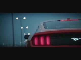 Новый форд мустанг