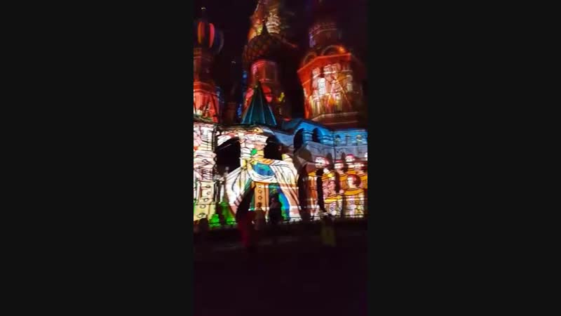 2015 - San Basilio a Mosca