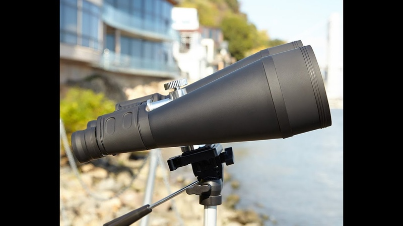 Hands-On: ORION ASTRONOMY 20x80 Binoculars for Sky-Watching