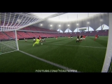 Over & Over - скилловые голы в FIFA 17