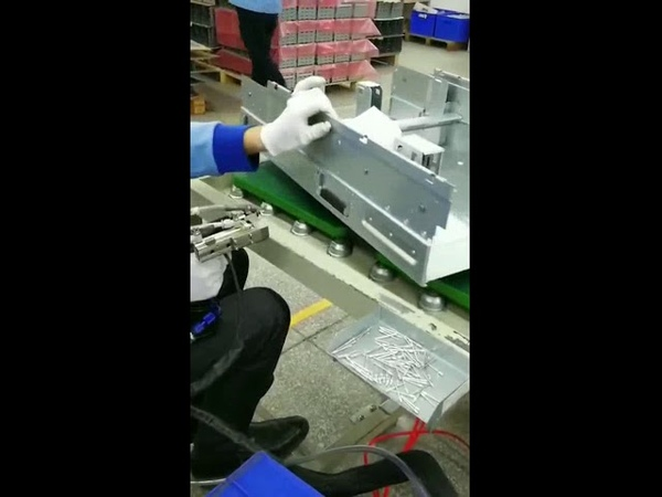How to Install Blind Rivets Fast Easy Automatic Feeding Rivets