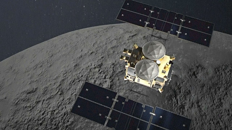 «Хаябуса-2» на астероиде: что надеются узнать учёные