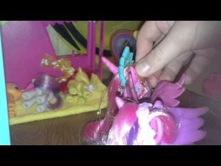 Школа для Пони/Первый день/1серия/Лего френдс Пони/Дружба это чудо/Игрушки для девочек/Лего Пони