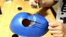 How to make Eyeless Jack's mask by MHD