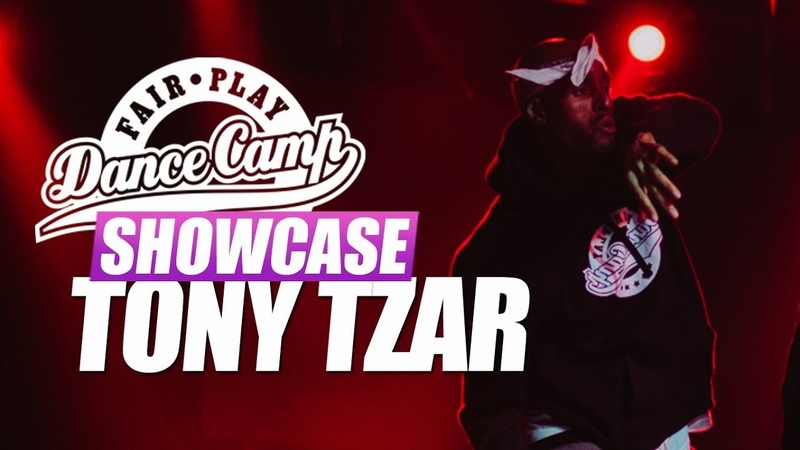 Tony Tzar | Fair Play Dance Camp SHOWCASE 2018