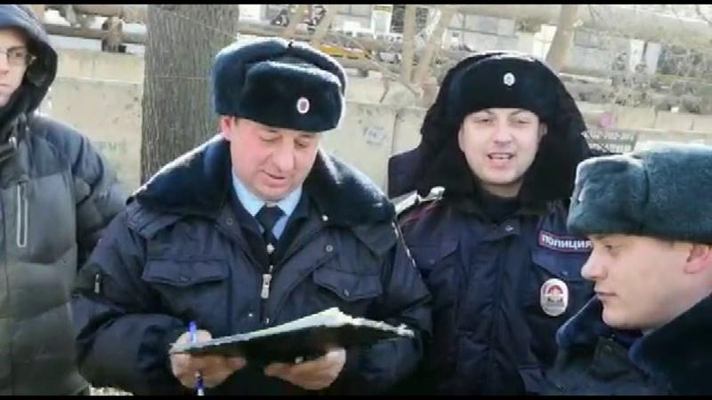 ГИБДД Владивостока ( ГОСТЕХНАДЗОР ) во всей КРАСЕ(2-я серия)