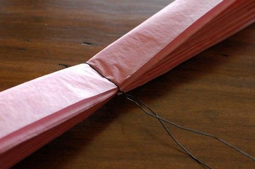 lola_cybina93 - Бумажные помпоны своими руками