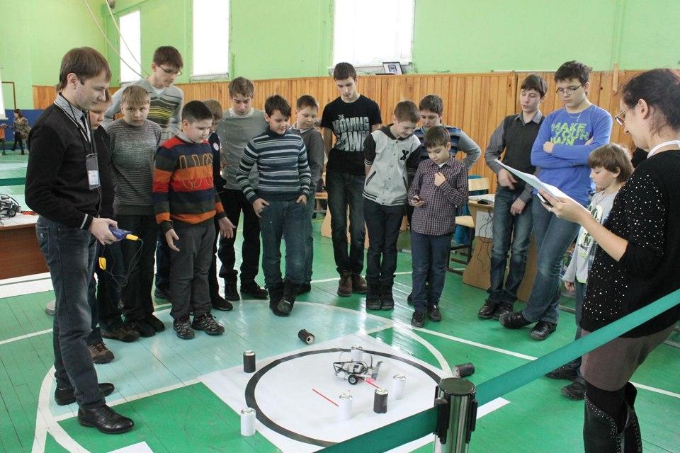 Результаты Первенства Школы №159 по робототехнике