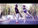 Teaser for AFRO HOUSE choreo by AMAURY