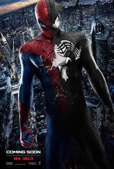 веном и человек паук фильм