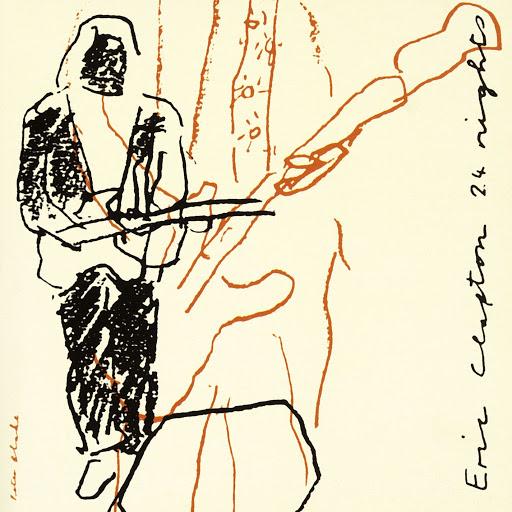 Eric Clapton альбом 24 Nights/Recorded Live At The Royal Albert Hall, London. 1990-1991