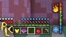 Температура Жажда Руны Интерфейс Minecraft