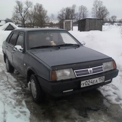 Сергей Мартынов, 26 июля 1995, Шилово, id206845203