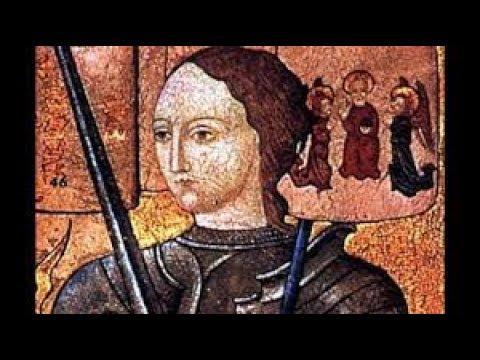 Antichi misteri: Giovanna d'Arco