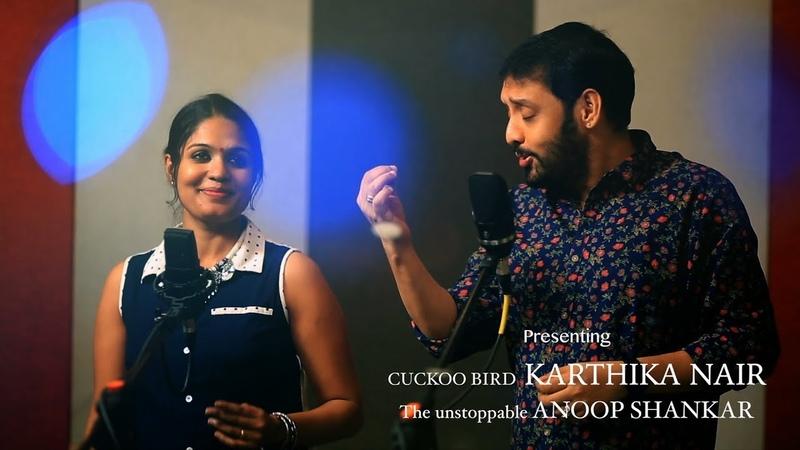 Kurukku Siruthavale Unplugged-Karthika Nair Anoop Sankar