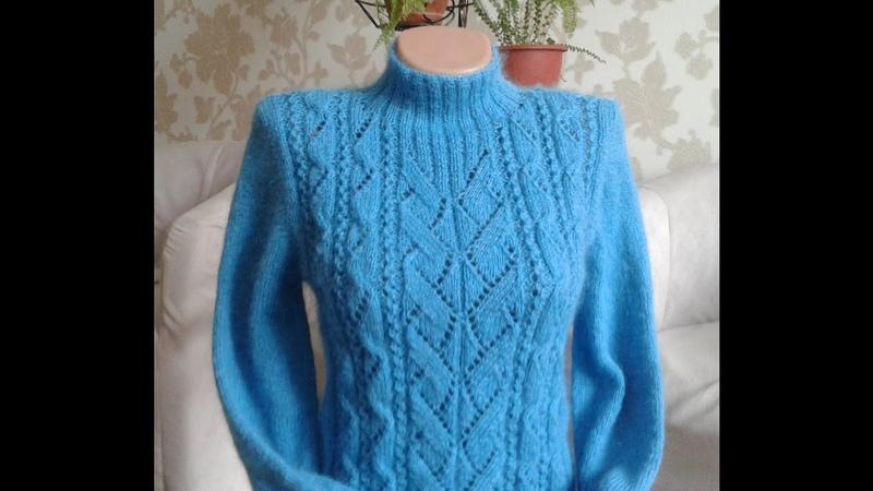 Свитер Геометрия . Фотоальбом. Часть 7. Кnit sweater.