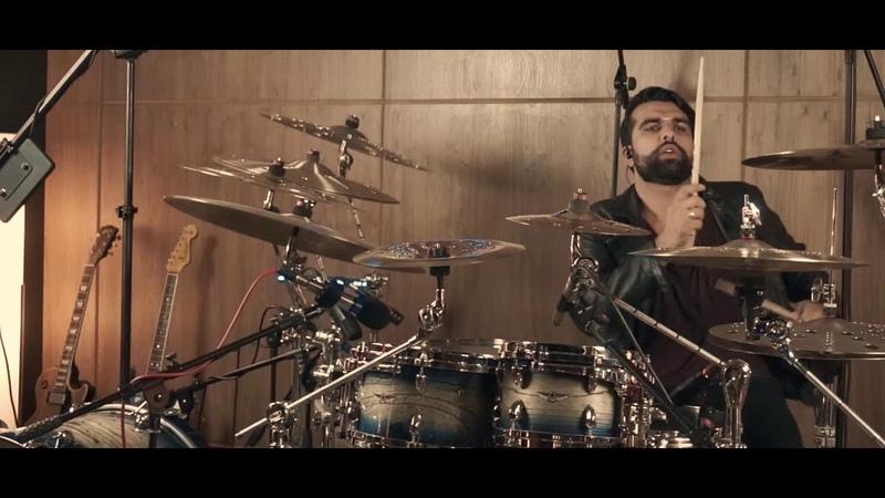 Kaz Rodriguez on TAMA STAR Walnut Drums -Moscow-