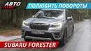 Чем отличается новый Subaru Forester SK от предыдущего Наши тесты