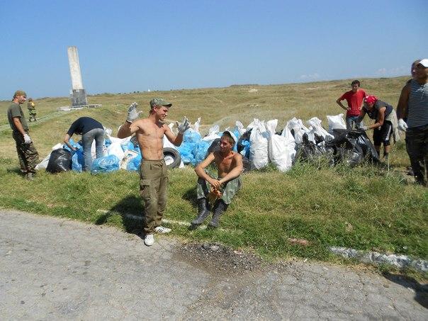 Военно-археологическая экспедиция - Аджимушкай-2013 1VsGg-IWRTg