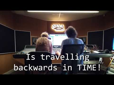 Traveling backwards in time