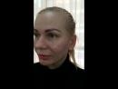 Отработка на модели студенки в рамках обучающего курса перманентный макияж