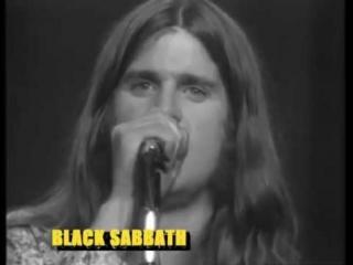 Black sabbath - killing yourself to live (1971)