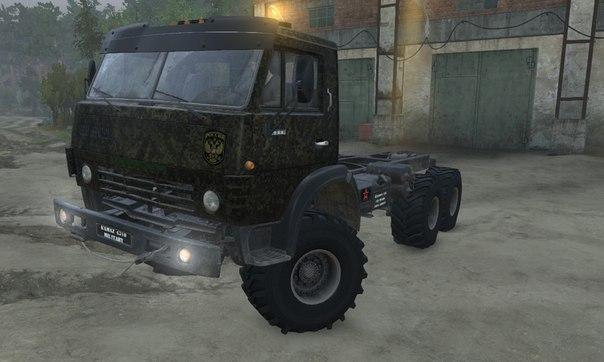 Камаз-4310 для 03.03.16