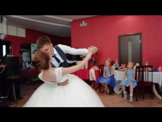 Первый танец молодых) Женечка и Максим