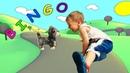 Bingo dog song. Nursery Rhymes for kids. Детская песенка про животных.